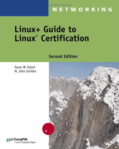 Linux+ Guide to Linux Certification free download