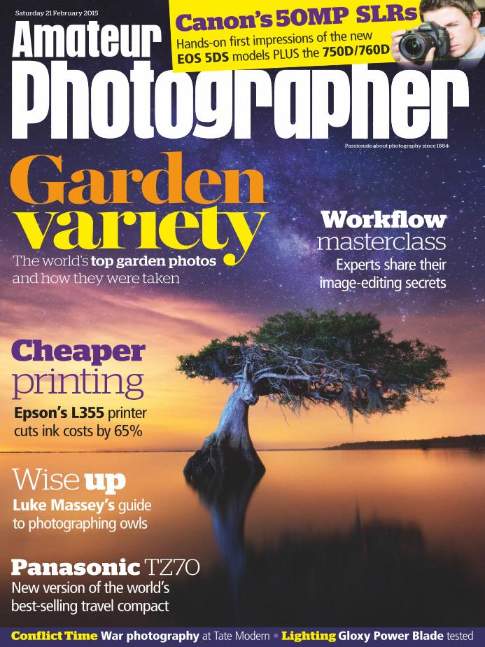 Amateur Photographer - 21 February 2015 free download