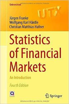 Statistics of Financial Markets: An Introduction, 4th edition free download