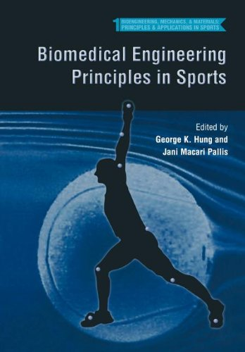 Biomedical Engineering Principles in Sports free download