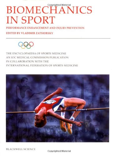 Biomechanics in Sport: Performance Enhancement and Injury Prevention free download