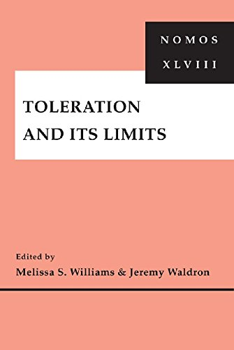 Toleration and Its Limits: NOMOS XLVIII free download