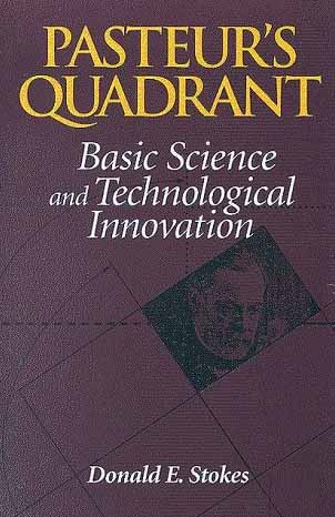 Pasteur's Quadrant: Basic Science and Technological Innovation free download