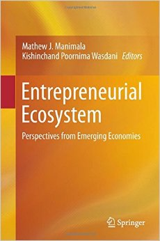 Entrepreneurial Ecosystem: Perspectives from Emerging Economies free download