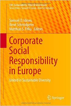 Corporate Social Responsibility in Europe: United in Sustainable Diversity free download
