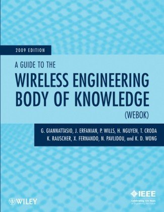 A Guide to the Wireless Engineering Body of Knowledge (WEBOK) free download