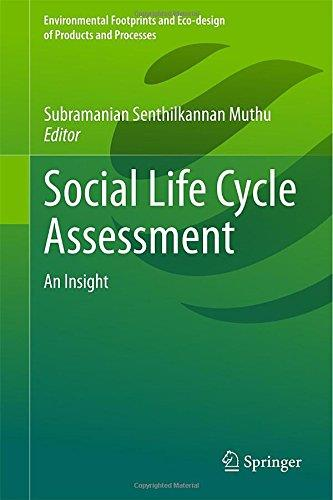 Social Life Cycle Assessment: An Insight free download