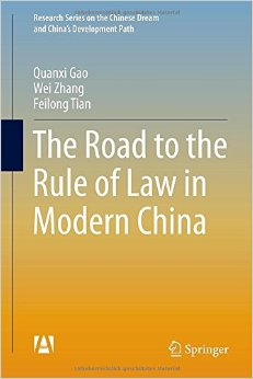 The Road to the Rule of Law in Modern China free download