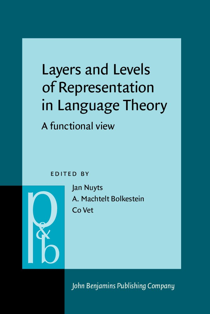 Layers and Levels of Representation in Language Theory: A functional view free download