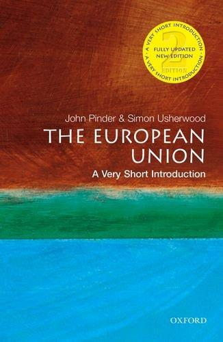 The European Union: A Very Short Introduction, 2nd edition free download