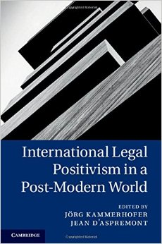 International Legal Positivism in a Post-Modern World free download