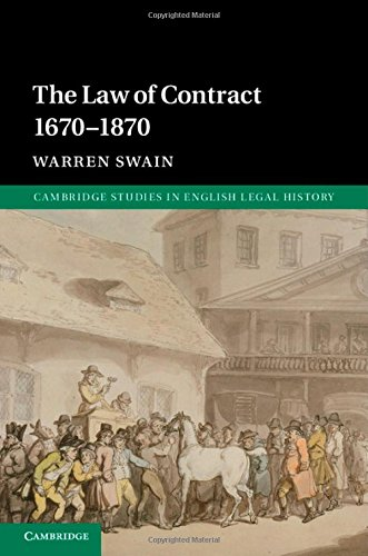 The Law of Contract 1670-1870 free download