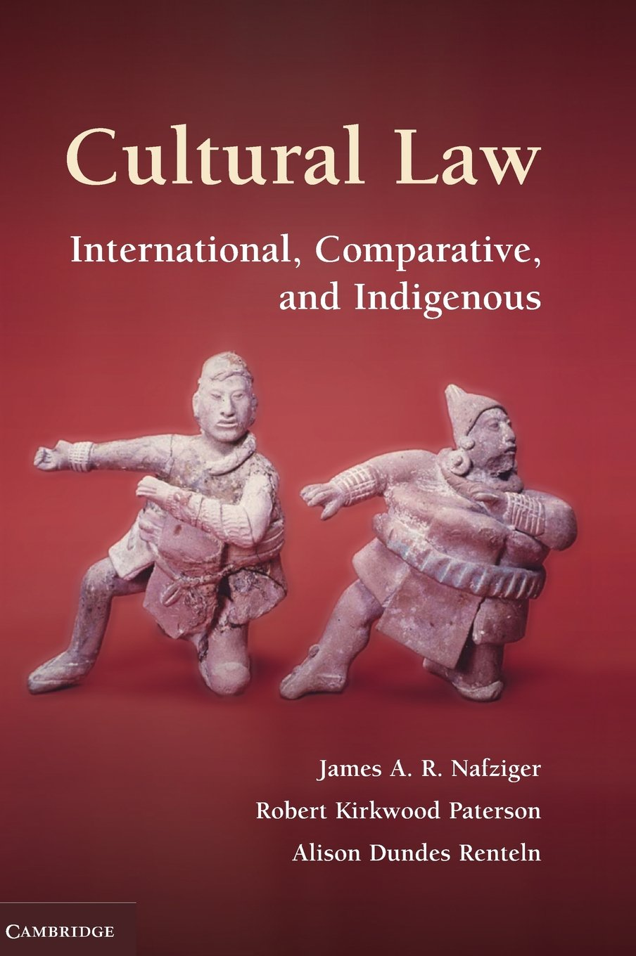 Cultural Law: International, Comparative, and Indigenous free download