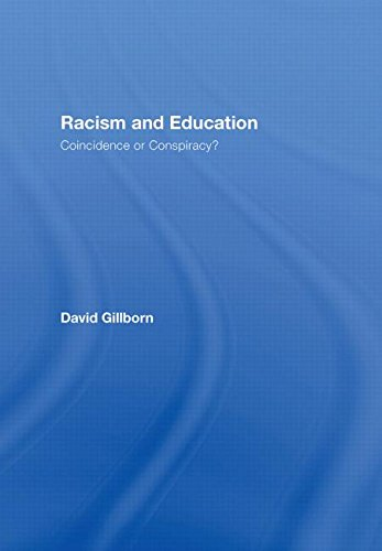 Racism and Education: Coincidence or Conspiracy? free download