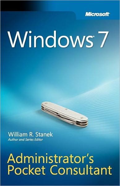 Windows 7 Administrator's Pocket Consultant free download
