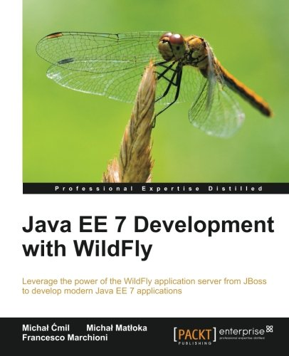 Java EE 7 Development with WildFly free download