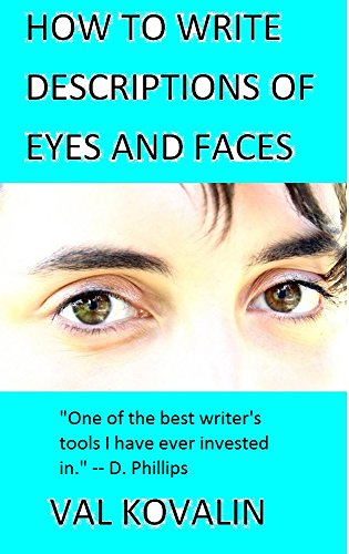 How to Write Descriptions of Eyes and Faces free download
