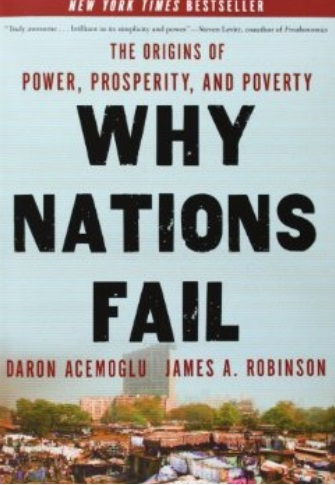 Why Nations Fail: The Origins of Power, Prosperity, and Poverty download dree