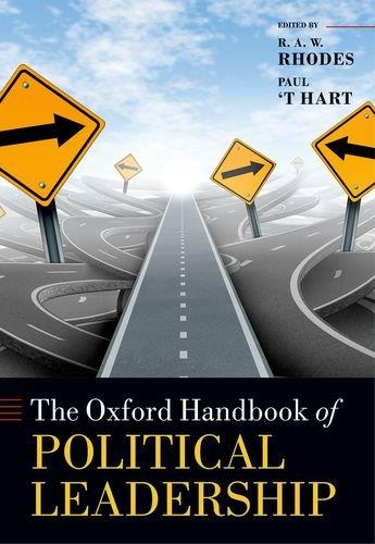 The Oxford Handbook of Political Leadership free download