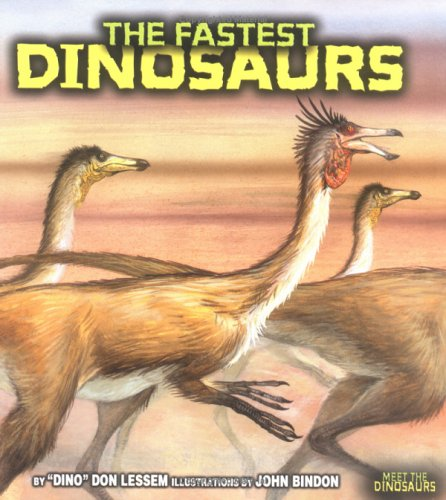 The Fastest Dinosaurs (Meet the Dinosaurs) free download