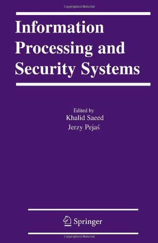 Information Processing and Security Systems free download