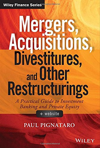 Mergers, Acquisitions, Divestitures, and Other Restructurings free download