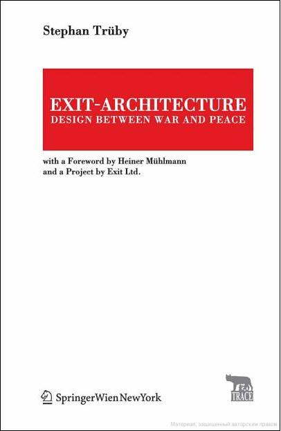 Exit-Architecture. Design Between War and Peace free download