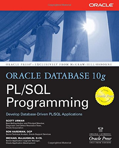 Oracle Database 10g PL/SQL Programming free download