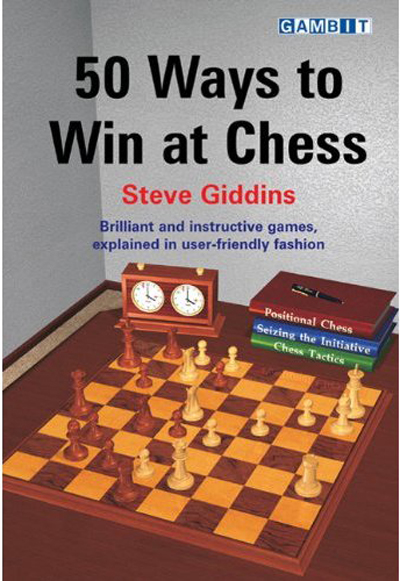 50 Ways to Win at Chess by Steve Giddins free download