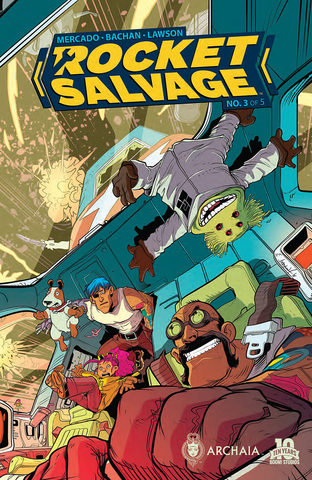 Rocket Salvage 03 (of 05) (2015) free download