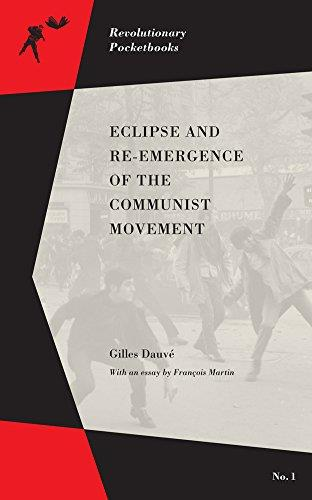 Eclipse and Re-Emergence of the Communist Movement free download