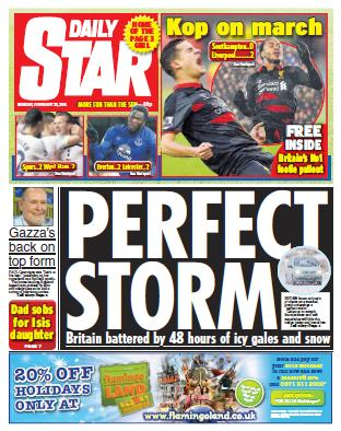DAILY STAR - 23 Monday, February 2015 free download