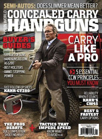 Conceal and Carry Handguns - Spring 2015 free download