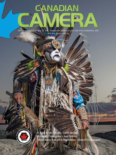 Canadian Camera Magazine - Spring 2015 free download
