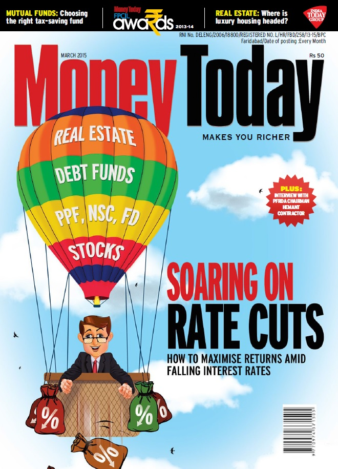 Money Today India - March 2015 free download