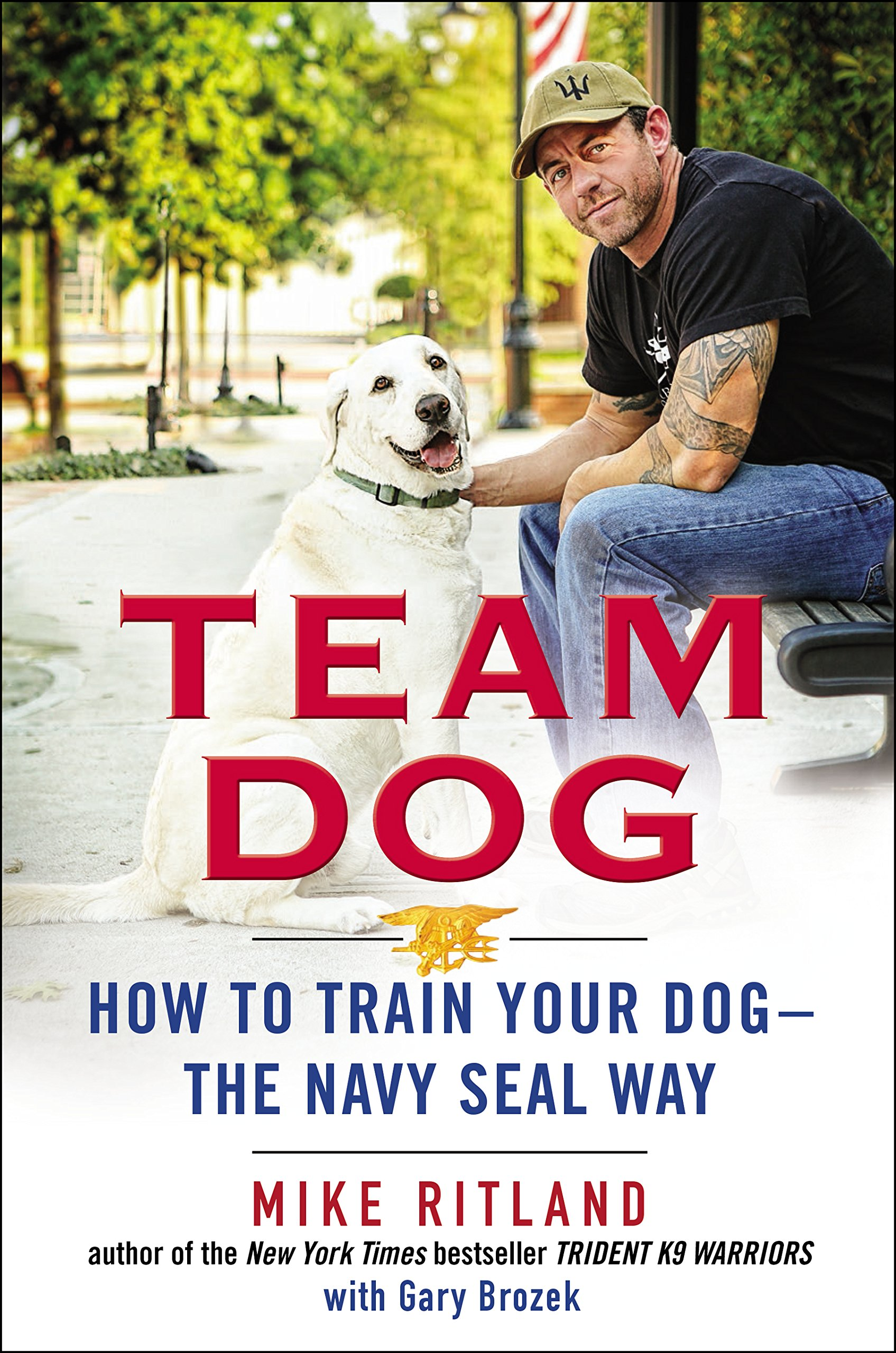 Team Dog: How to Train Your Dog - the Navy SEAL Way free download