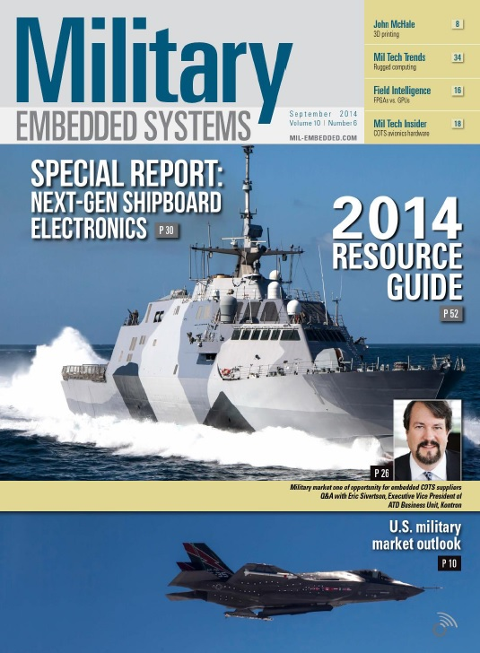 Military Embedded Systems - September 2014 free download