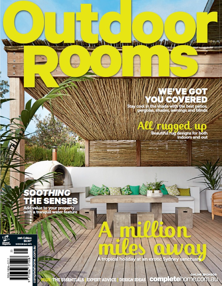 Outdoor Rooms - Issue 26 2015 free download