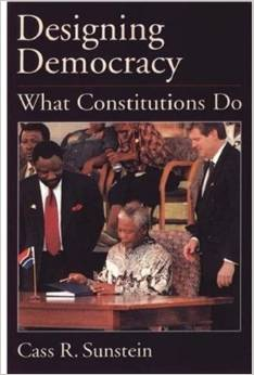 Designing Democracy: What Constitutions Do