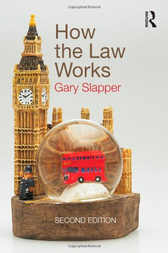 How the Law Works, 2 edition free download