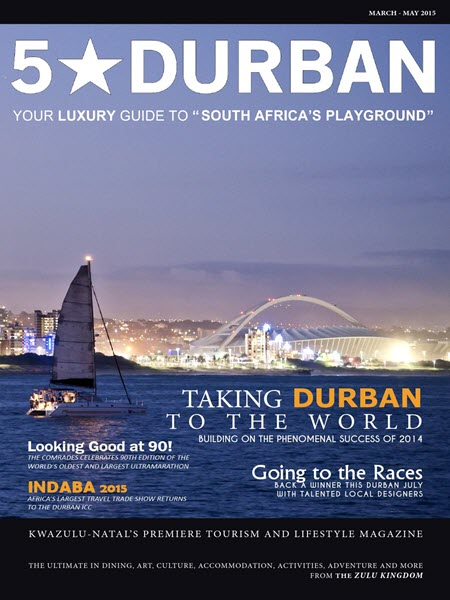 5 Star Durban March - May 2015 free download