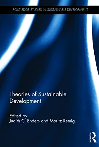 Theories of Sustainable Development free download