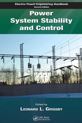 Power System Stability and Control (The Electric Power Engineering Hbk, Second Edition) free download