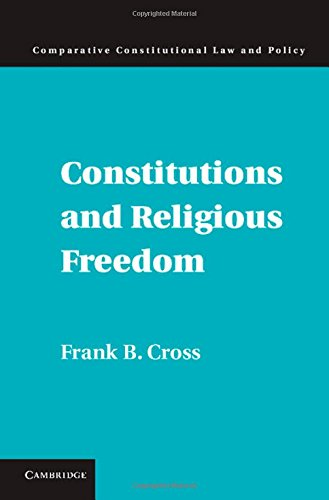 Constitutions and Religious Freedom free download