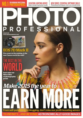 Photo Professional - Issue 101, 2015 free download