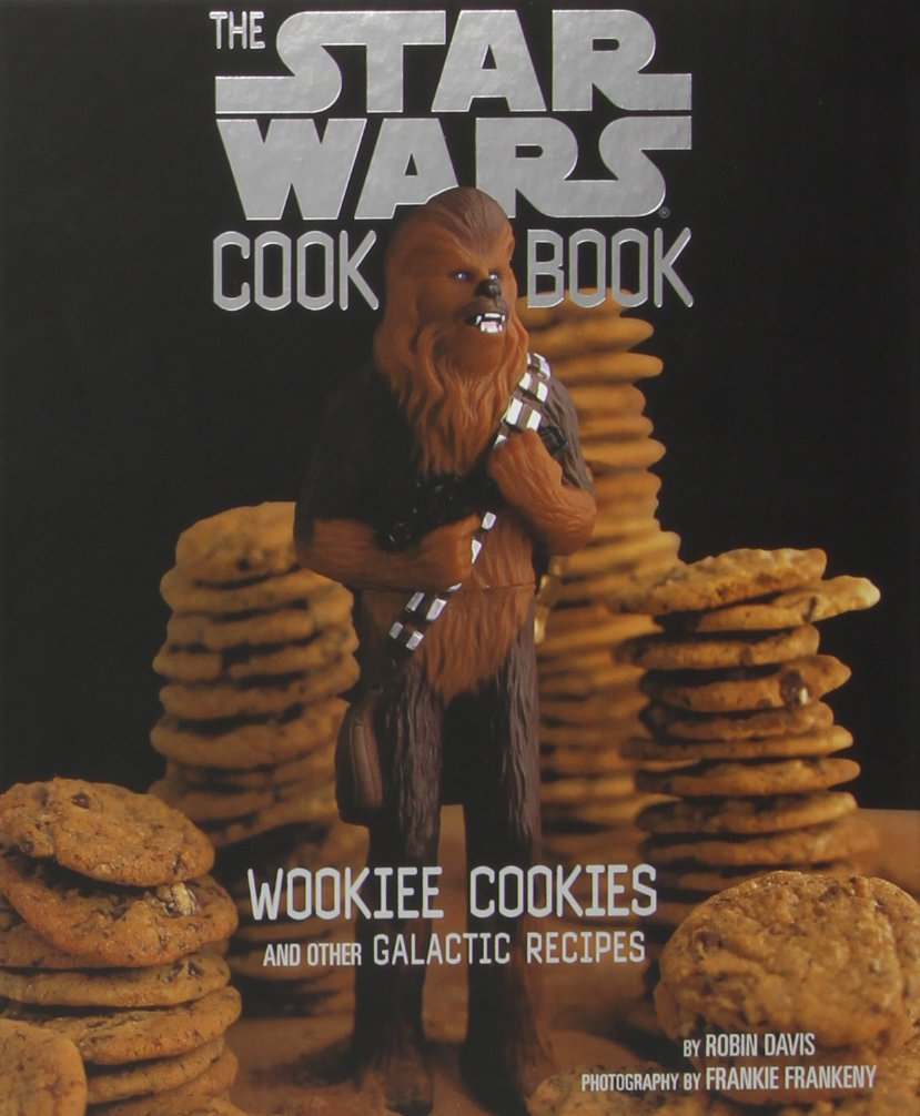 The Star Wars Cook Book: Wookiee Cookies and Other Galactic Recipes free download