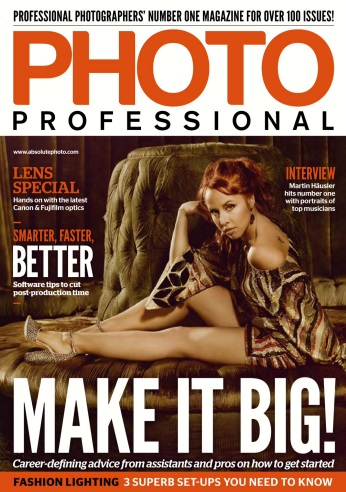 Photo Professional - Issue 103, 2015 free download