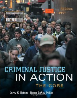 Criminal Justice in Action: The Core, 7 edition free download