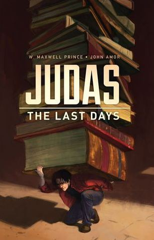 Judas - The Last Days OGN (2015) free download