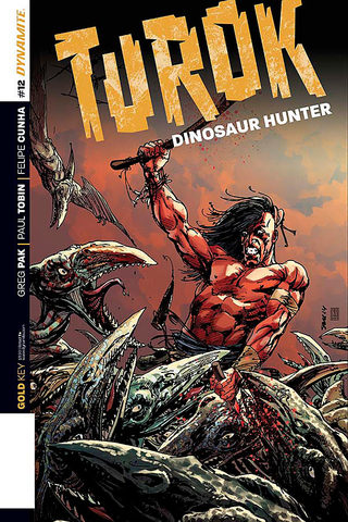 Turok - Dinosaur Hunter 012 (2015) free download